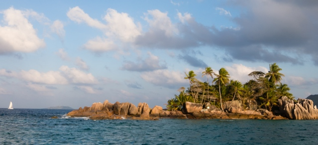 Curieuse Marine National Park, Seychelles -- good snorkeling and SCUBA diving