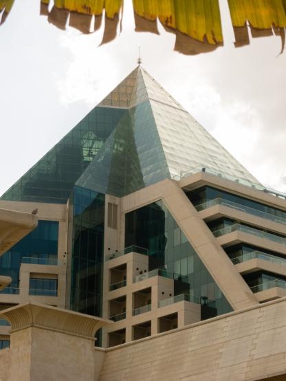 Raffles Hotel, Dubai, U.A.E.
