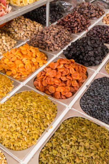 Dubai Spice Souk dried fruit