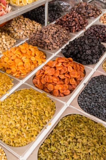 Dubai Spice Souk dried fruit