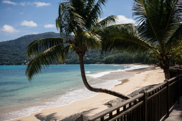 Victoria, Mahe Island, Seychelles -- beach