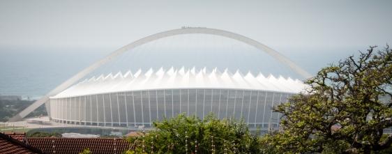 Durban -- Moses Mabhida Stadium
