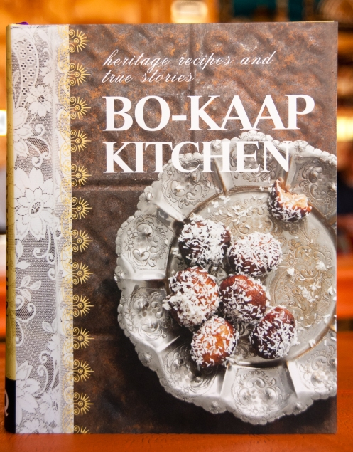 Bo-Kaap Kitchen cookbook from Cape Town