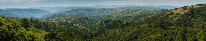 Inanda region, 15 miles inland from Durban, South Africa
