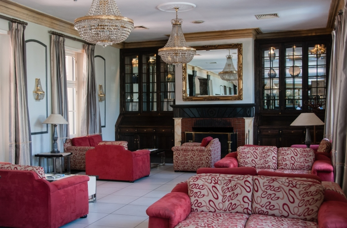 Grand Roche Hotel Manor House, Paarl, The Western Cape, South Africa