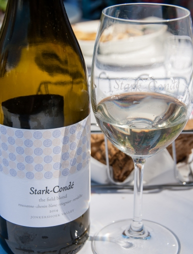 Stark-Conde Field Blend (white wine), Stellenbosch, Winelands, South Africa