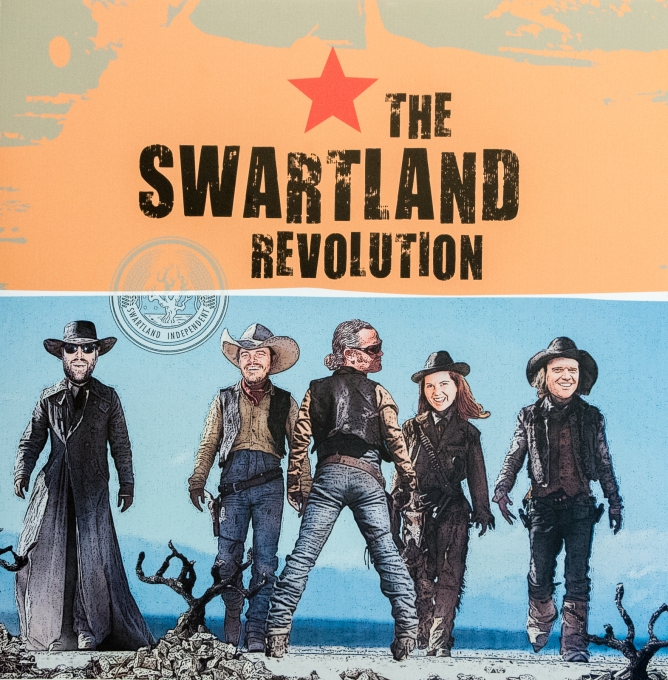 The Swartland Revolution (poster for festival)