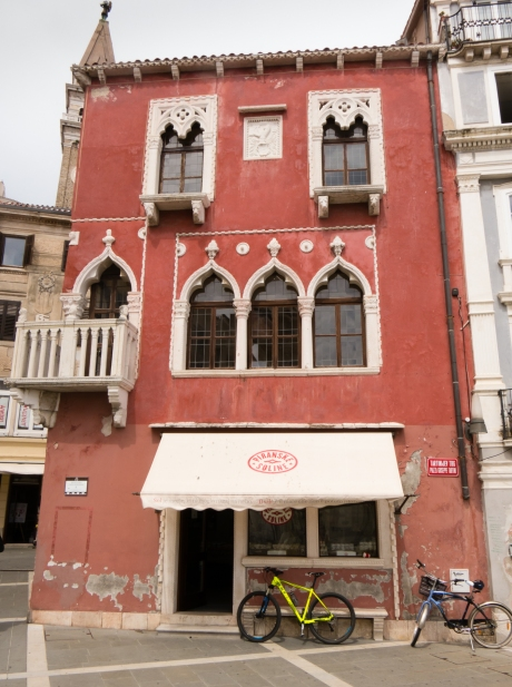Venetian House (mid-15th Century), Piran, Slovenia