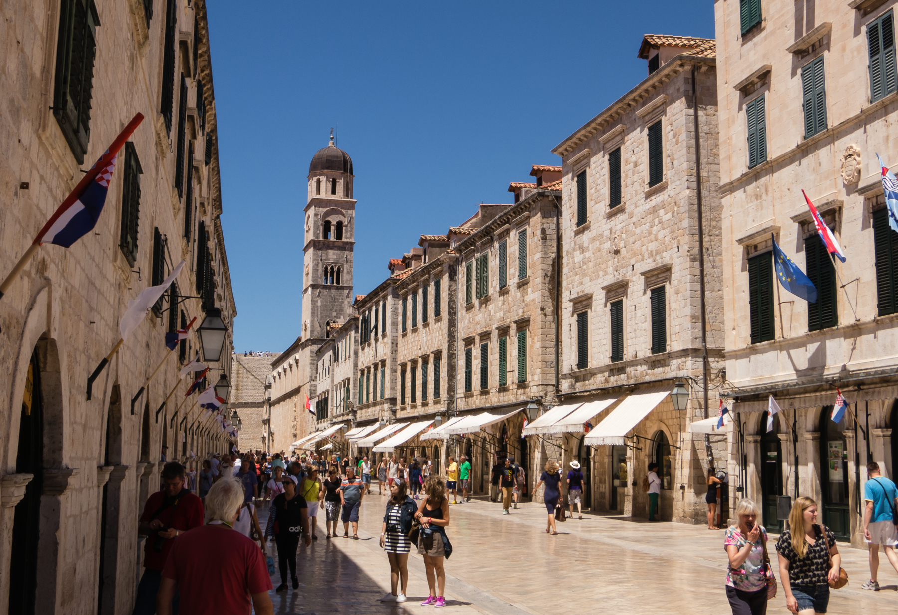 oldtown croatia ways street - photo #12