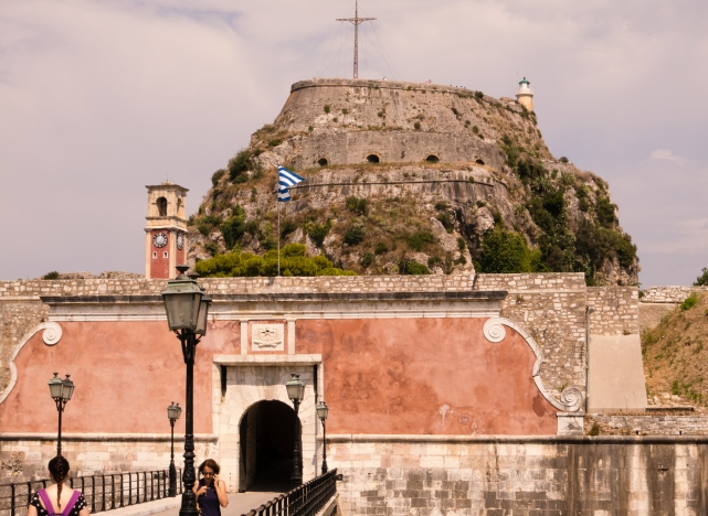 Front entrance to Palio Frurio (
