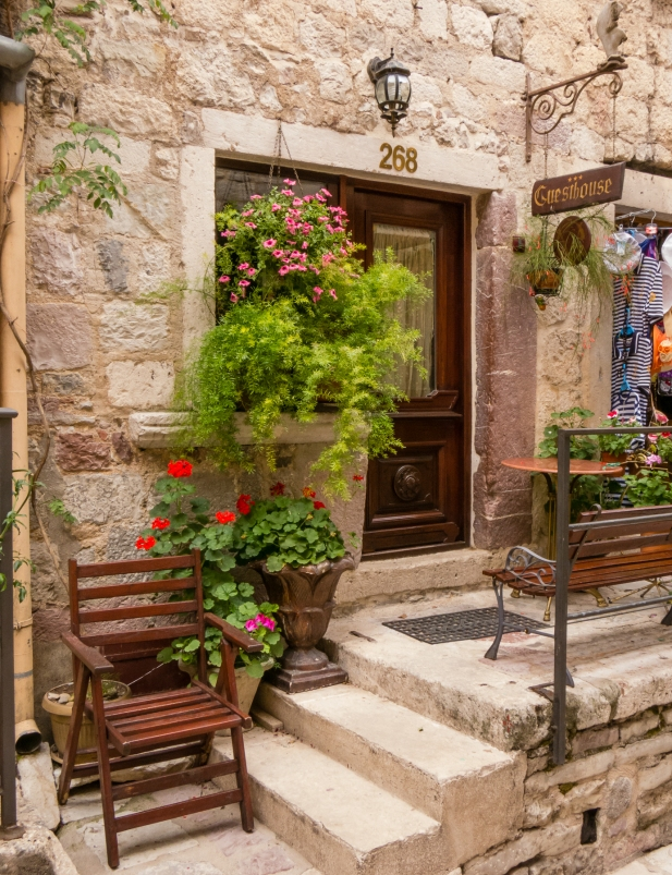 Guesthouse (former private residence), Old Town Kotor, Montenegro