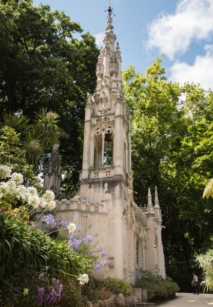 Quinta da Regaleira Chapel, circa 1904 - 1911, Sintra, Portugal