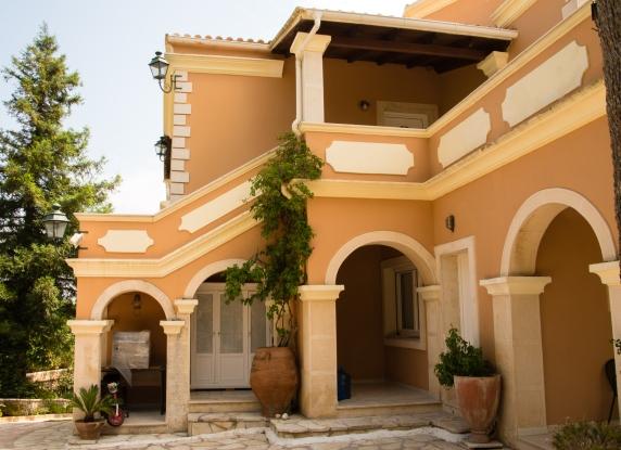Villa of the Roses, Cofru Town, Corfu, Greece