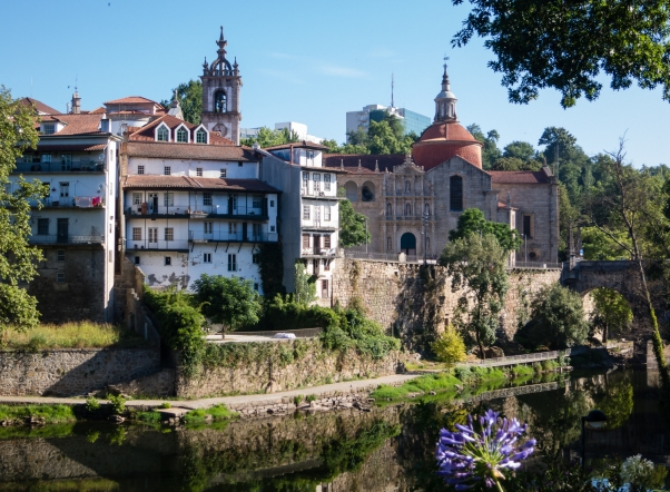 Church & Monastery of St. Goncalo, Amarante, Minho region, Portugal