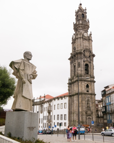 Torre dos Clérigos (Clérigos Tower), Porto, Portugal
