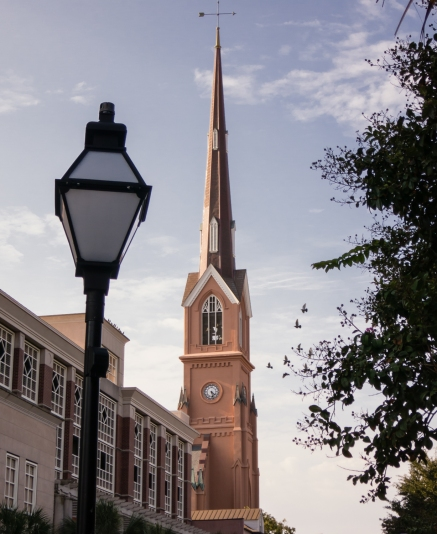 King Street Church, Charleston, South Carolina, USA