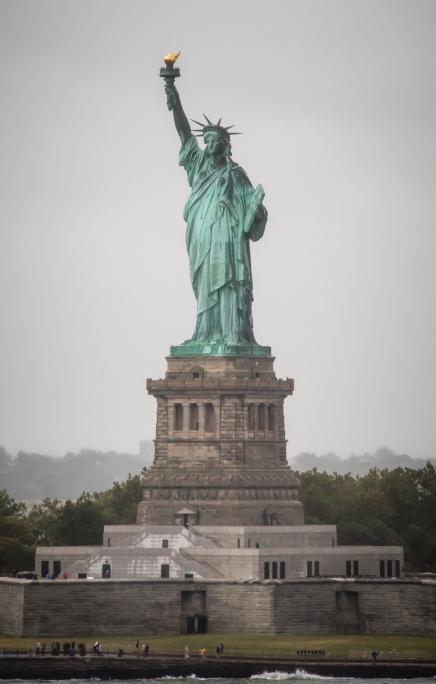 The Statue of Liberty, New York, New York, USA