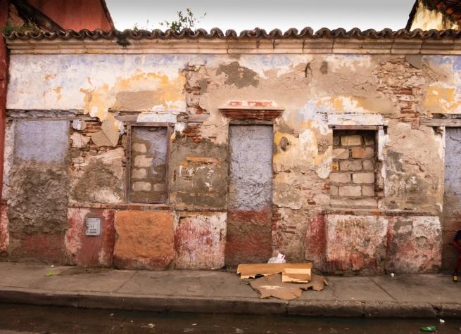 Ruby Rumié's neighborhood -- 14, Cartagena, Colombia