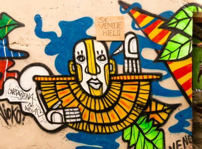 Ruby Rumié's neighborhood -- 16, Cartagena, Colombia