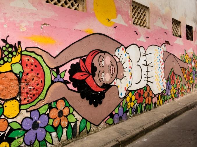 Ruby Rumié's neighborhood -- 4, Cartagena, Colombia