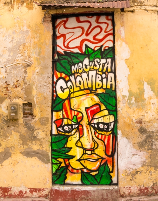 Ruby Rumié's neighborhood -- 8, Cartagena, Colombia