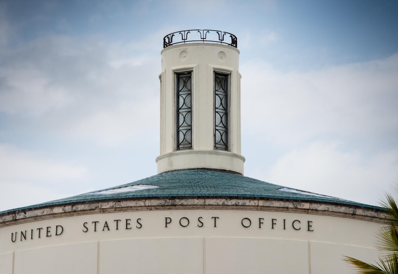 Art Deco Post Office Miami Beach