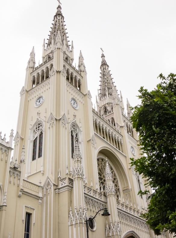 Catedral Metropolitana de Guayaquil (Metropolitan Cathedral of Guayaquil), Guayaquil, Ecuador