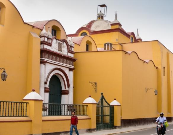 La Compania, Trujillo, Peru
