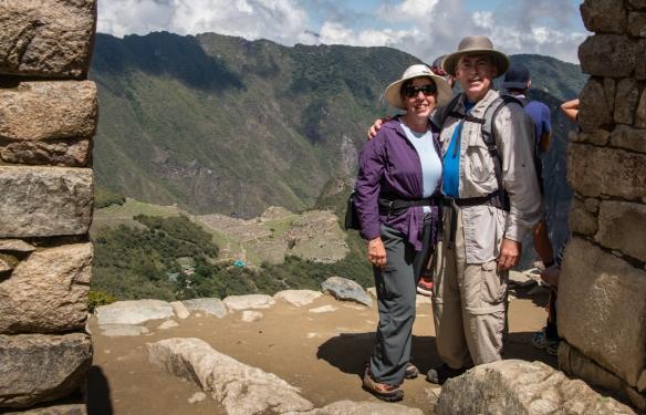 """""""Where in the World is Riccardo?"""" -- Machu Picchu, Peru"""
