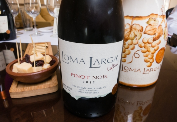 Loma Larga is the leader in coastal cool climate Chilean wines, located in Lo Ovalle, Casablanca Valley, Chile