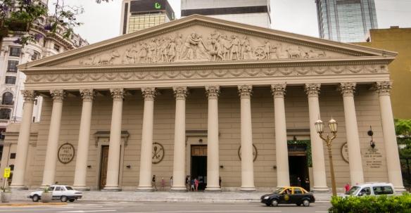 Catedral Metropolitana de Buenos Aires (Buenos Aires Metropolitan Cathedral), Argentina