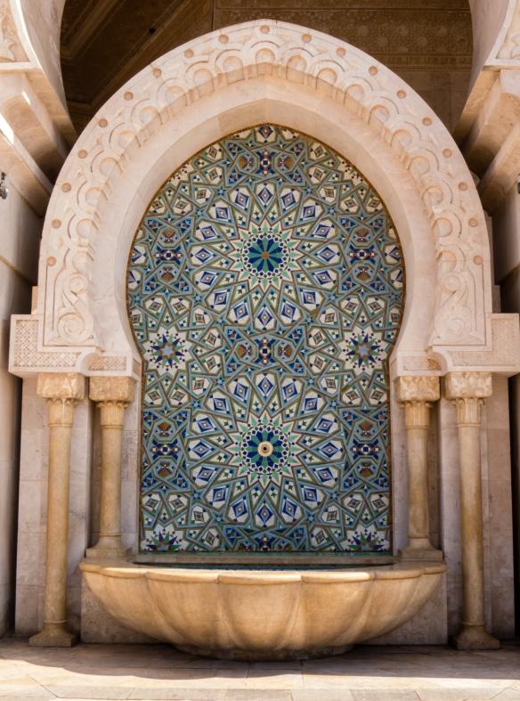 La mosqu e hassan ii hassan ii mosque casablanca for Mosquee hassan 2 architecture