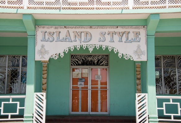 Island Style in Bequia, Grenadines, Caribbean Sea