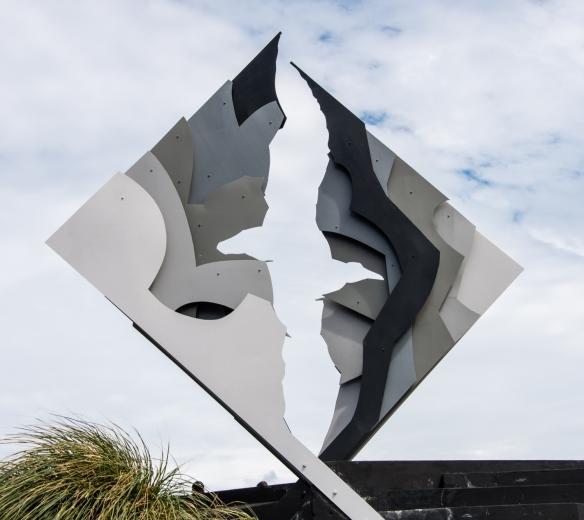 Monumento Cabo de Hornos (Albatros Monument), Cabo de Hornos (Cape Horn), Chile
