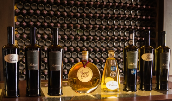 The Rubicon winery, which we visited, offers a variety of red, white and rose wines, Lanzarote, Canary Islands