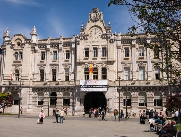 City Hall, Santander, Spain
