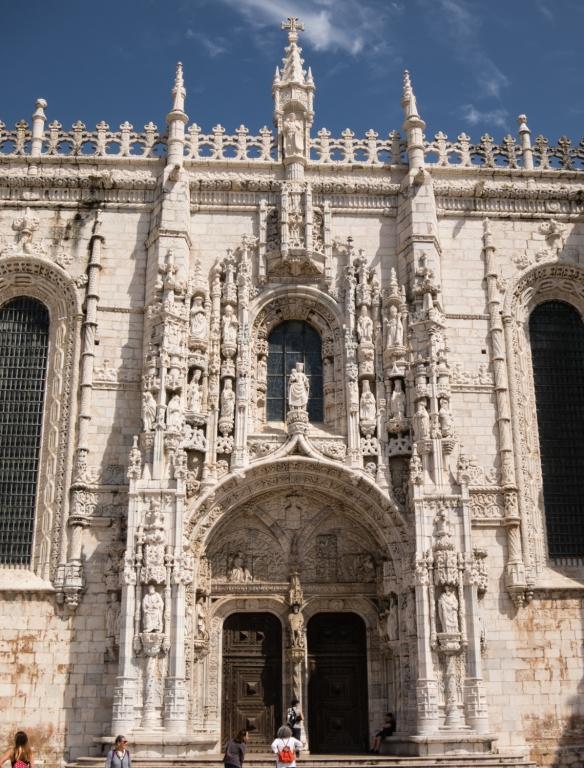 Top Mosteiro dos Jerónimos (St. Jerone's Monastery), Lisboa (Lisbon  MR75