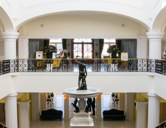 The Yeatman Hotel is a haven for wine lovers and the prime destination for those wishing to explore the pleasures of Port, Vila Nova de Gaia, Portugal