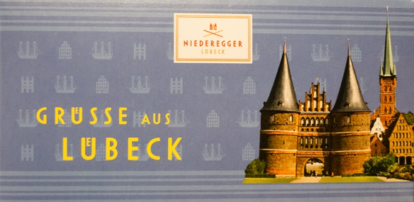 Master confectioner Johann Georg Niederegger established Café Niederegger, specializing in marzipan, in the heart of Lübeck, Germany, in 1806