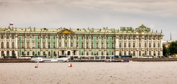 The Hermitage Museum (in the Winter Palace), St. Petersburg, Russia