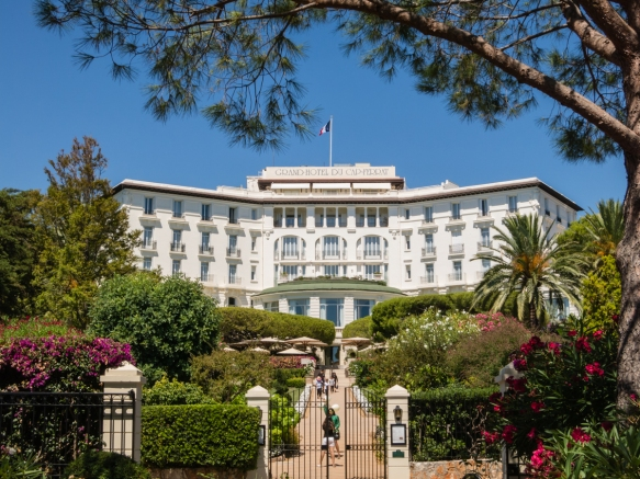 Grand-Hôtel du Cap-Ferrat (a Four Seasons hotel), Saint-Jean-Cap-Ferrat, France