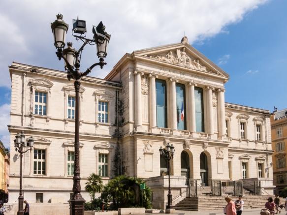 Palais de Justice (Court House), Nice, France