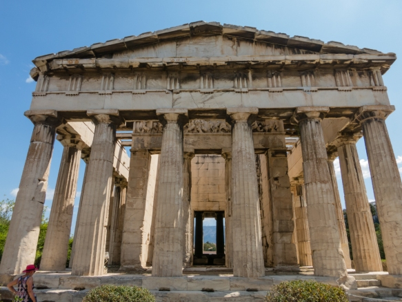 a-fac%cc%a7ade-of-the-the-temple-of-hephaistos-regarded-as-the-best-preserved-ancient-greek-temple-in-the-world-it-remains-standing-largely-as-built-the-ancient-agora-of-athens-greece