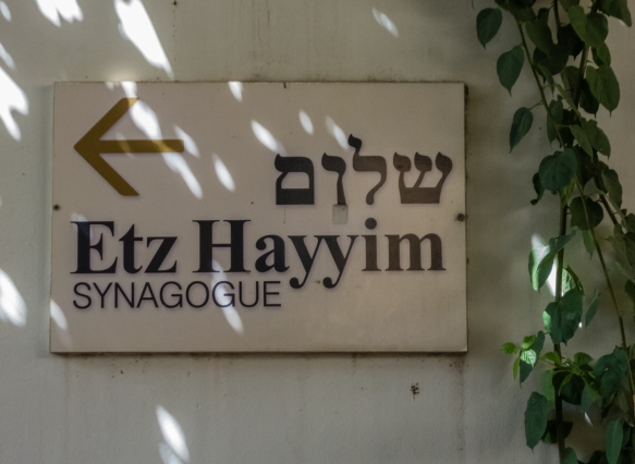 as-we-wandered-through-the-old-town-of-chania-crete-greece-we-came-across-signs-for-etz-hayyim-synagogue-as-we-headed-down-kondilaki-street-where-the-houses-of-the-most-important-jews-were-located