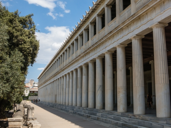 exterior-columns-of-the-stoa-of-attalos-originally-built-by-attalos-ii-king-of-pergamon-159-138-b-c-and-functioned-as-a-place-for-meetings-and-walks-and-as-a-commercial-center-with-shops-the