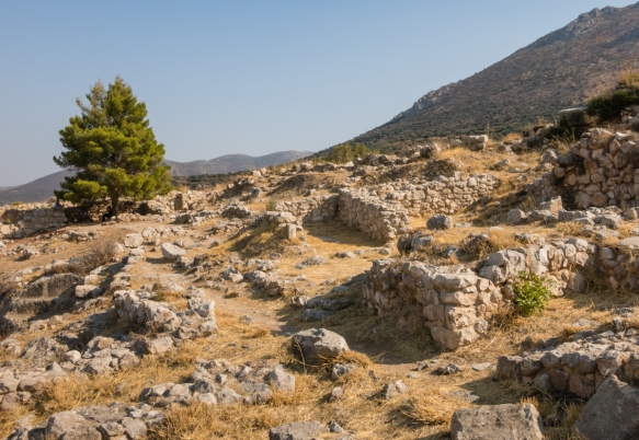 remains-of-many-houses-and-workshops-below-the-palace-on-the-mycenae-acropolis-mycenae-greece