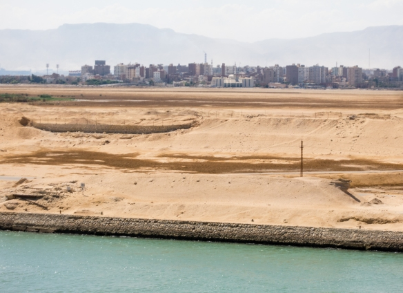 the-city-of-suez-viewed-from-the-suez-canal-port-said-to-suez-egypt