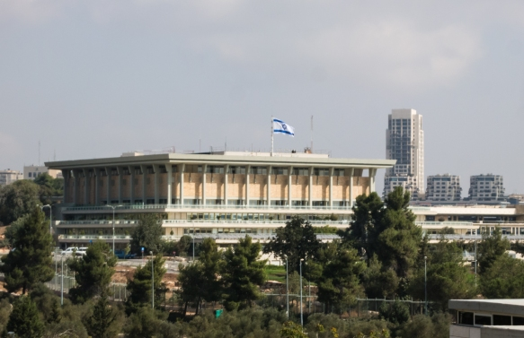 the-knesset-parliament-of-israel-in-the-government-district-in-the-new-city-jerusalem-israel
