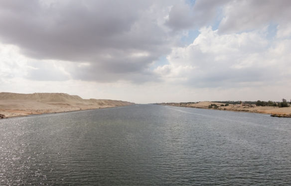 the-suez-canal-is-an-artificial-sea-level-waterway-in-egypt-connecting-the-mediterranean-sea-to-the-red-sea-through-the-isthmus-of-suez
