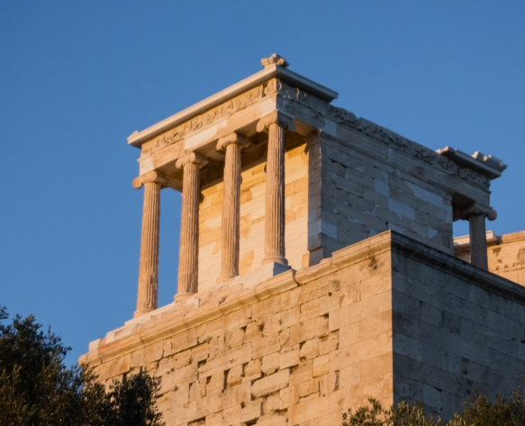 the-temple-of-athena-nike-is-a-temple-on-the-acropolis-built-around-420-b-c-that-is-the-earliest-fully-ionic-temple-on-the-acropolis